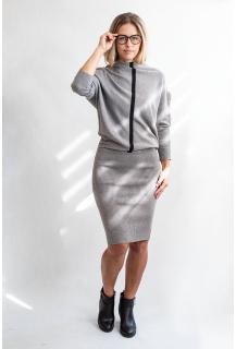 Morghy MO-A1051 šaty úplet