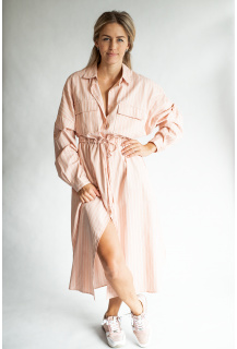 Unigirl Paris GZ2903 košilové Šaty