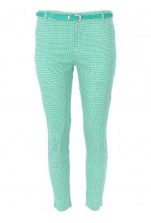 Freesia Paris L023 kalhoty 7/8 vzor