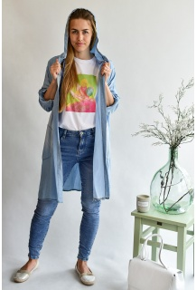 66016 kardigan Jeans Itálie