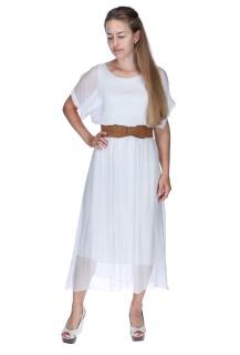 9355 šaty hedvábí Itálie