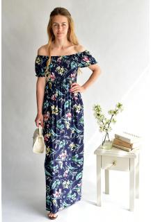 9958-46 šaty dlouhé