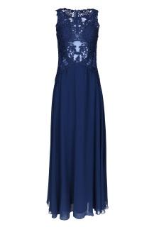 Blue Design šaty ramínka pruh