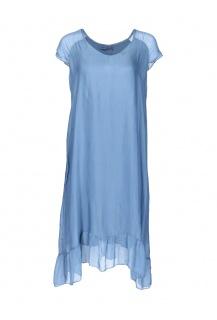 9271 šaty hedvábí