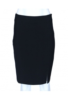 Milena Venision sukně ke kolenům klasik