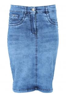 Abgs 3539 sukně jeans