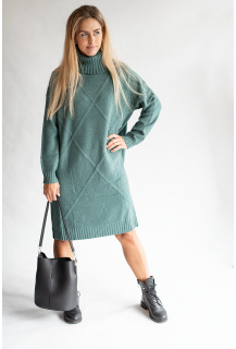 Beauty Women šaty  JT7376 úplet