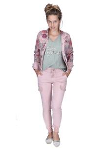 Ormi 9812/9813 Jeans bunda oboustranná