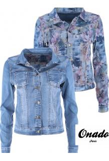 Onado V101-N bunda Jeans oboustranná
