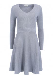 Šaty Anny 5627 úplet