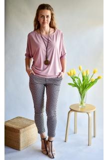 Freesia Paris L027 kalhoty 7/8 vzor