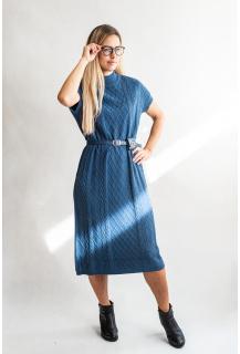 Moewy Paris MO-9594 šaty úplet