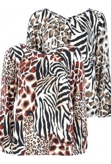 193-56  Latino halenka zebra