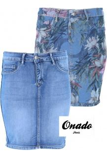 Onado ON578-N jeans sukně