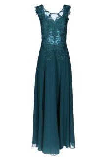 Blue Design šaty stoják
