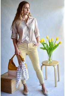 Freesia Paris L010 kalhoty 7/8 vzor