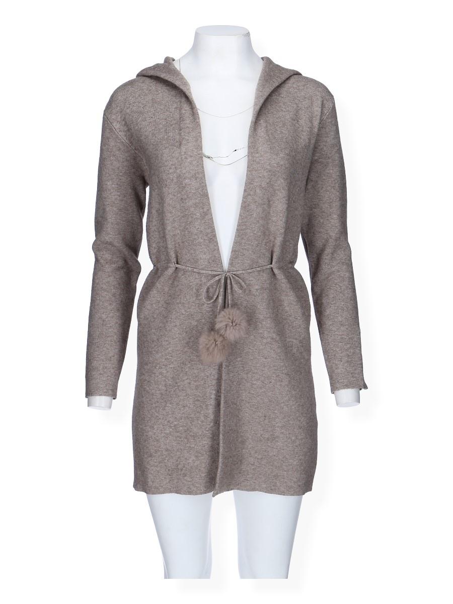 J-007 kabátek bambule Italie
