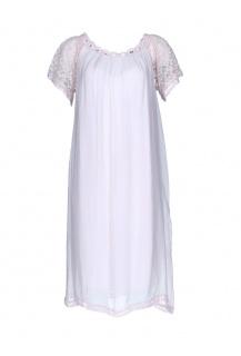 60856 šaty hedvábí Itálie
