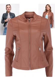 Escandelle 20115 Lady velikost bunda koženka