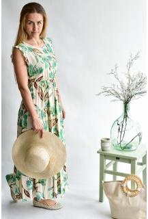5230 šaty dlouhé Itálie