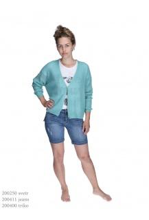 Ormi 3817 jeans kraťasy