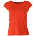 basic top triko bigmar cihlová oranžová
