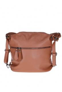 57561 kabelka kůže / batoh