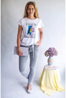 Ormi 3887 jeans Itálie