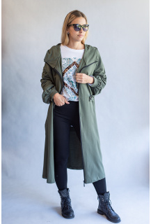 BG6311 mikinový kabát Itálie
