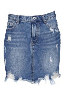 3d-1149 sukně jeans