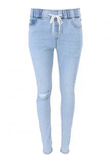 3d-9009  jeans kalhoty Itálie
