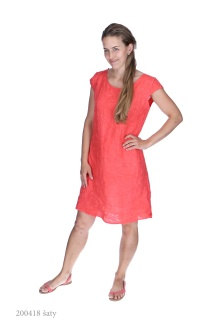 62701 šaty Len Itálie