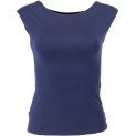 basic top - tílko tmavě modrá babell indi
