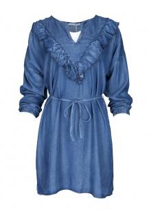 17887 Laura Jo jeans šaty