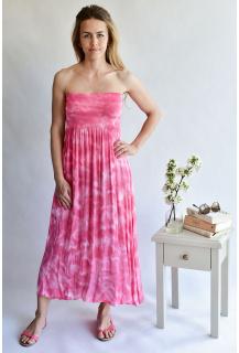3025 sukně batika, dlouhá - Itálie