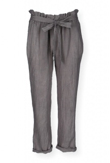 2009 kalhoty len
