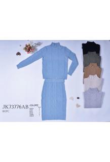 Komplet JK73776 Rolák + sukně
