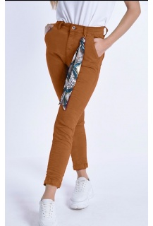 3d-6858-45 Jeans camel