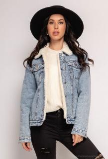 Ciminy Paris H2217 jeans bunda