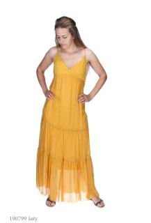 9159 šaty hedvábí