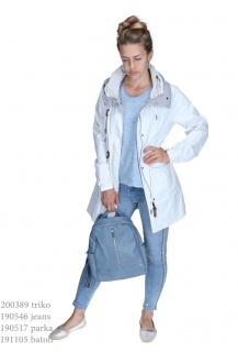 5634 kabelka batoh kůže