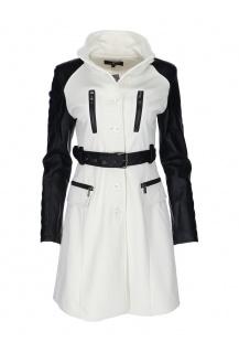 Chic Et Jeune Paris 8131 kabát kom.kož