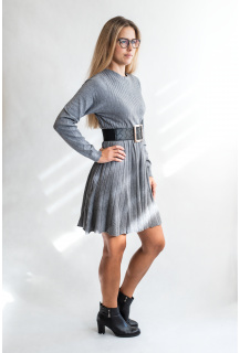 D&Z DZ-8634 šaty úplet
